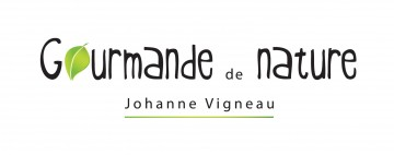 Gourmande de nature logo