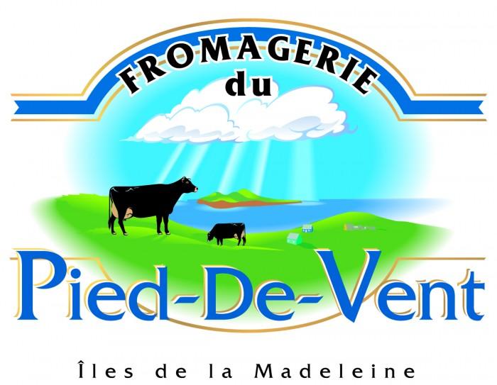 Logo Fromagerie Pied-de-Vent