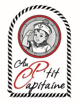 Logo Au P'tit Capitaine