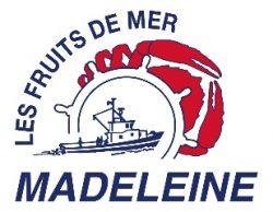 fruits de mer madeleine